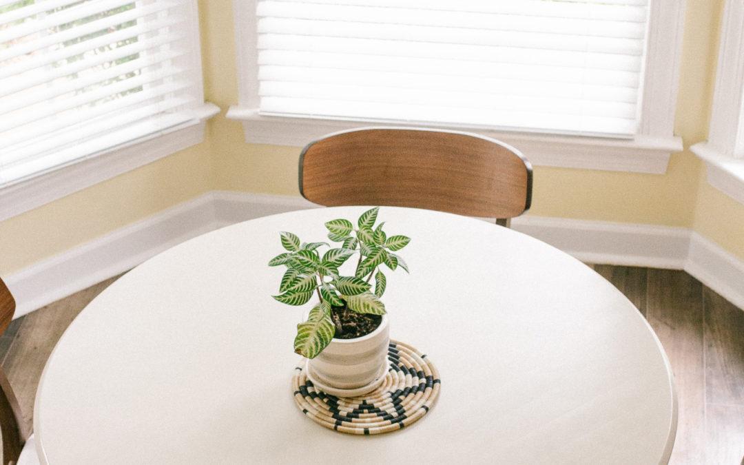 Interior: Kitchen Table