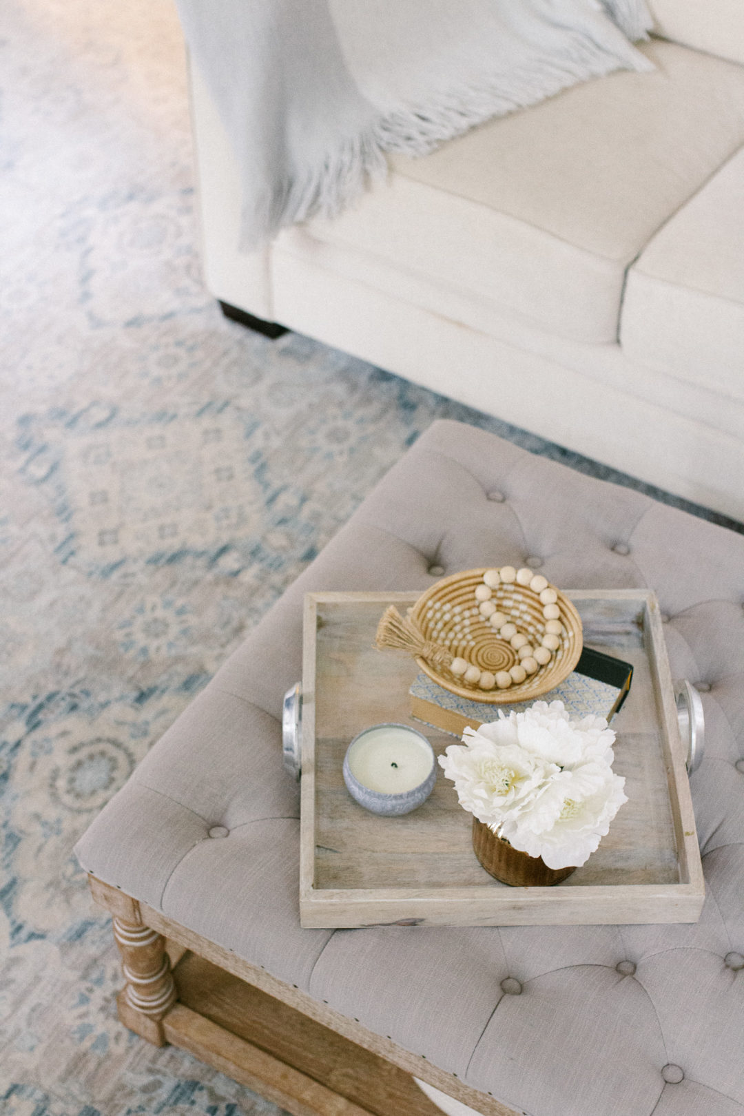 Interior: Coffee Table