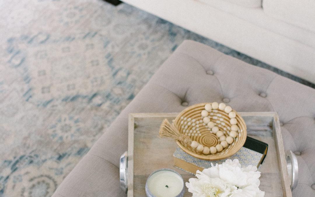 Interior: Coffee Table