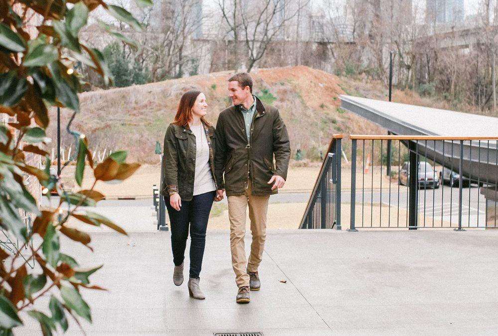 Jen & Matt Engagement